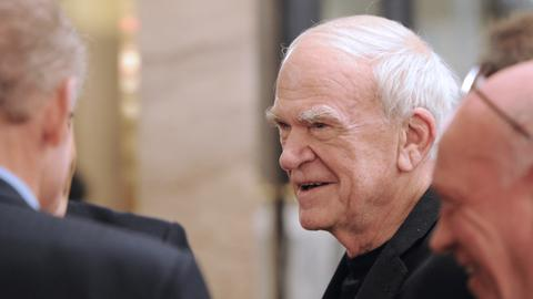 Prague grants Milan Kundera citizenship stripped under communism