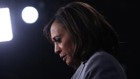 US Senator Kamala Harris ends presidential bid
