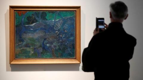 Tahitian Gauguin sold for 9.5 million euros