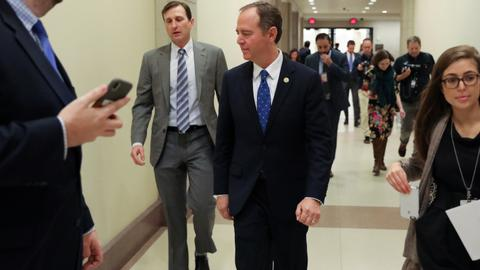 US House Democrats approve Trump impeachment report