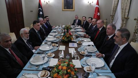 Ankara: Turkey-Libya deal in 'complete accordance with international law'