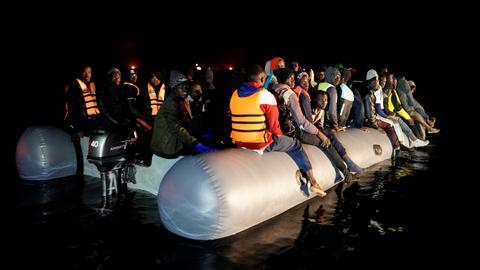 At least 58 migrants dead as boat capsizes off Mauritania – UN