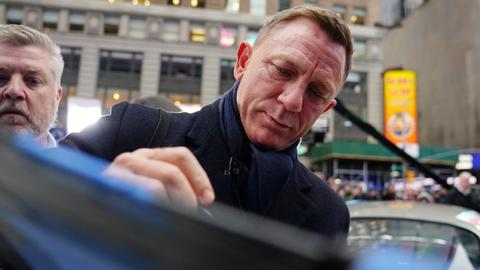 With 'No Time to Die,' Daniel Craig's licence as James Bond expires