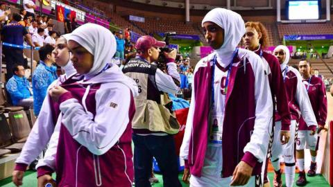 FIBA rule change allows players to wear religious headgear