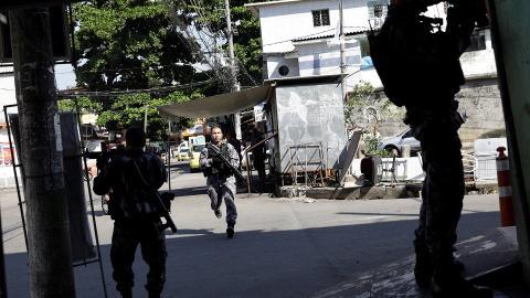 Amnesty International warns of growing violence across Brazil