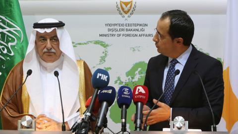What is behind Saudi Arabia's doublespeak on Cyprus?