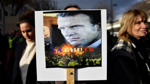 Macron tracker: How his last three years of presidency have gone