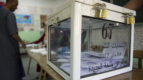 Seven things to know about Algeria's election