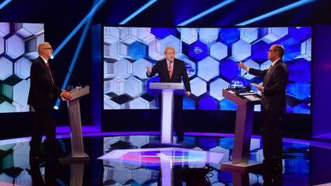 Johnson, Corbyn wage Brexit battle in final debate ahead of election
