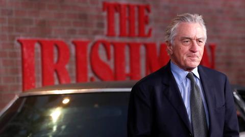 'Irishman' draws 17 million US viewers on Netflix
