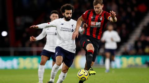 Liverpool ease to Bournemouth win, Son stars for Spurs