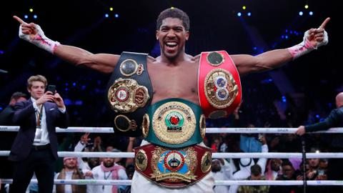 Joshua beats Ruiz on points, reclaims heavyweight titles