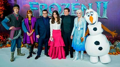 'Frozen 2' continues to dominate box office