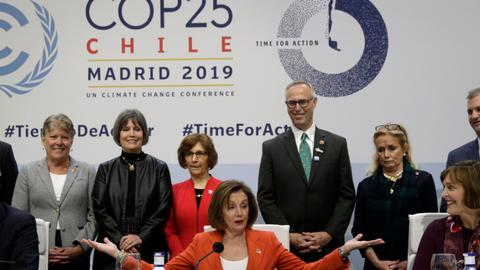 Glimmer of hope at COP25 overshadowed by political squabbling