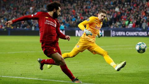 Liverpool advance to last 16 with 2-0 win in Salzburg