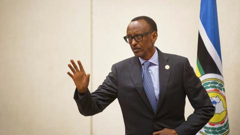 Rwanda is a land at peace with itself