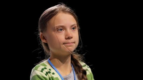 Greta Thunberg accuses leaders of 'creative PR' at climate talks