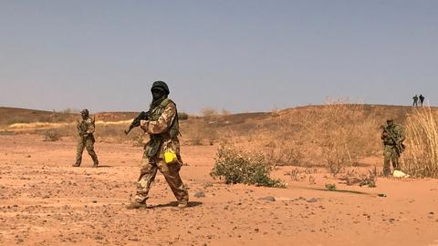 Militant attack kills 71 soldiers in Niger military camp