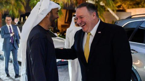 UAE spy programme is counter-democracy not counterterrorism