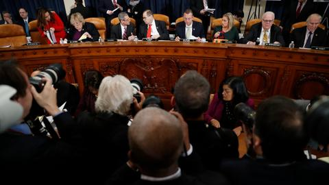 Judiciary panel debates Trump impeachment, moves toward vote