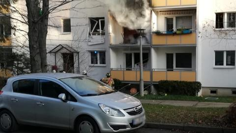 One killed, 25 injured in explosion at German housing block