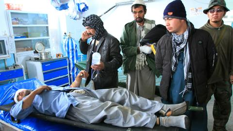 Roadside bomb blast kills 10 civilians in eastern Afghanistan