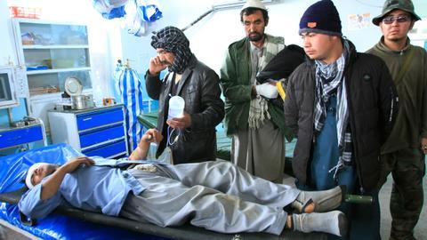 Roadside bomb blast kills 10 civilians in eastern Afghanistan