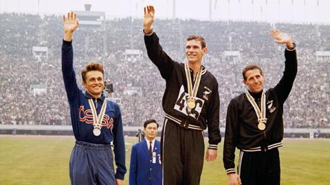 Olympic mile, 800-meter champion Peter Snell dead at 80