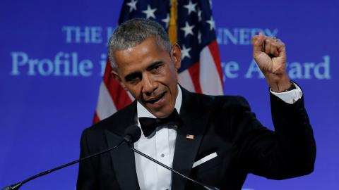 Obama urges Congress to show