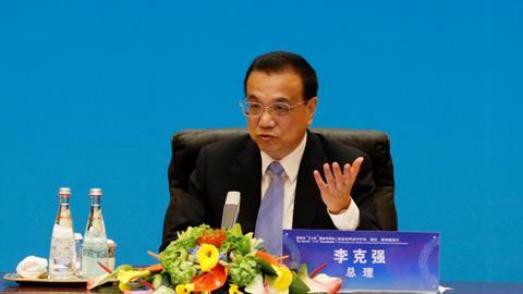 China's premier says Hong Kong bill turmoil damaged whole society