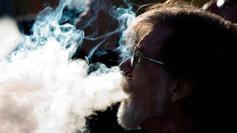 E-cigarettes raise lung disease risks, but less than smoking: study