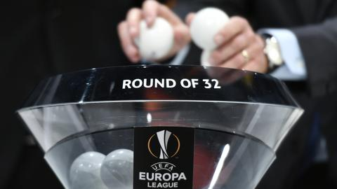 Manchester United draw Club Brugge in Europa League