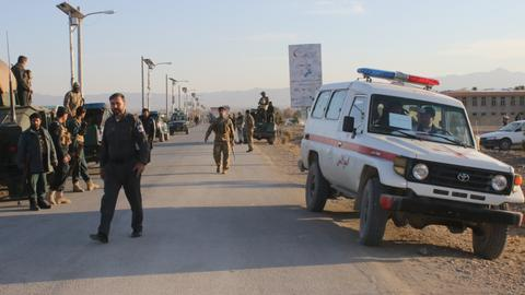 Roadside bombing kills 10 civilians in Afghanistan - official