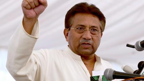 Pakistan's former dictator Musharraf sentenced to death for treason