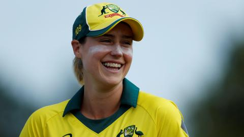 Perry leads Australian sweep of ICC women's cricket awards