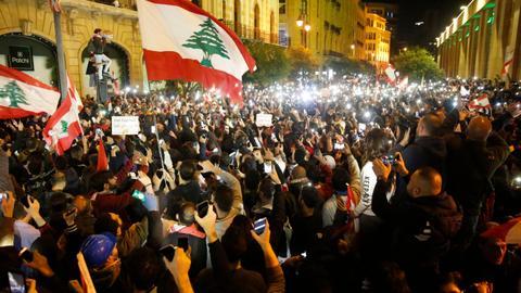 Lebanon PM-designate vows technocratic cabinet