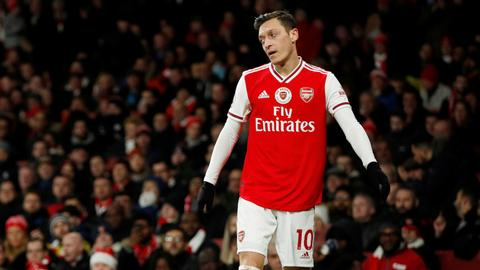US backs Mesut Ozil in row with China over Uighurs