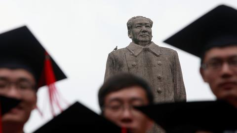 Dropping 'freedom of thought' to Chinese university's charter stirs debate