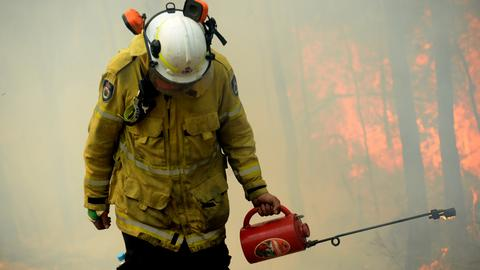 Australia's NSW state declares state of emergency amid bushfire threat