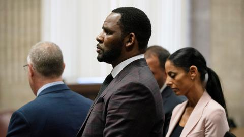 R Kelly pleads not guilty to bribing official to get fake ID for Aaliyah