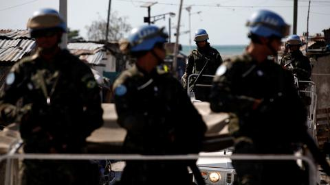 How the UN peacekeeping mission impregnated minors and women in Haiti
