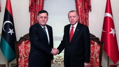Four reasons why Turkey backs the UN-recognised Libyan government