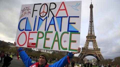 Climate envoys meet in Bonn amid concern over US stance