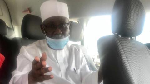 Ex-minister detained over oil scandal after Nigeria return