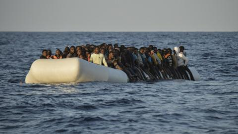 As many as 245 feared dead in migrant boat disasters