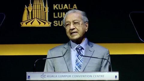 Muslim nations consider gold, barter trade to beat sanctions – Malaysia PM