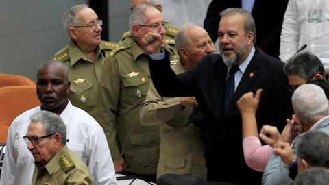Cuba names prime minister in a move to lighten presidential load