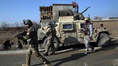 Afghanistan violence rises amid US-Taliban talks – watchdog
