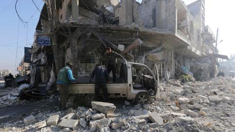Children among 8 killed in Russian strikes on Syria's Idlib – monitor