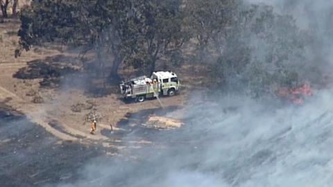 Australia's embattled PM promises volunteer firefighters paid leave